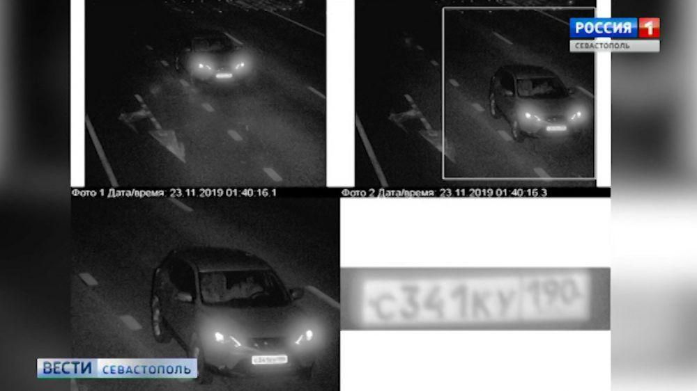 В Севастополе задержан водитель на незарегистрированном автомобиле с 216 неоплаченными штрафами