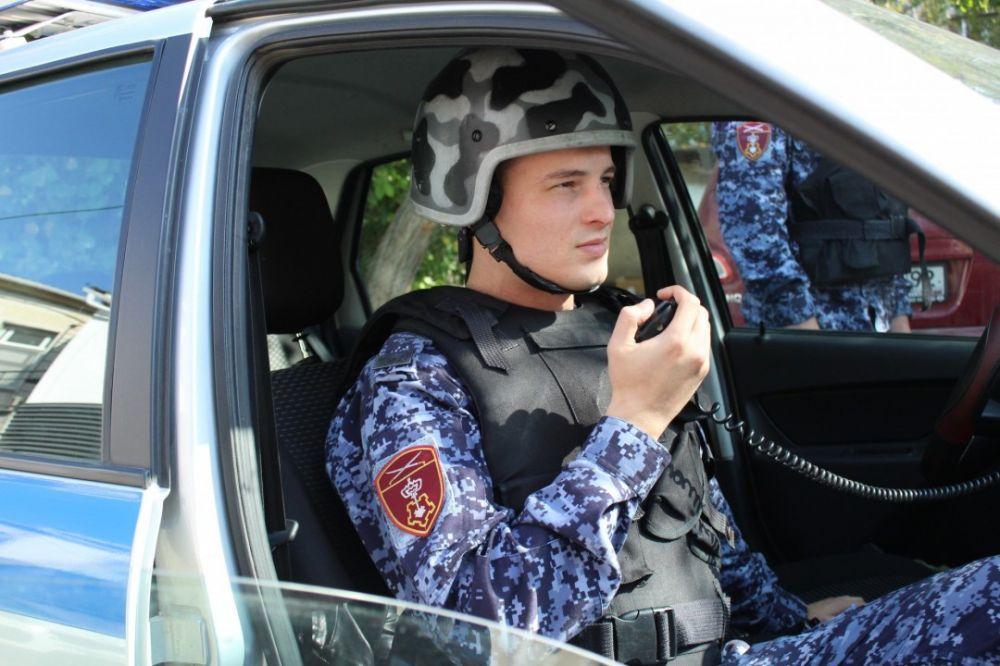 В Севастополе росгвардейцы задержали нетрезвого водителя