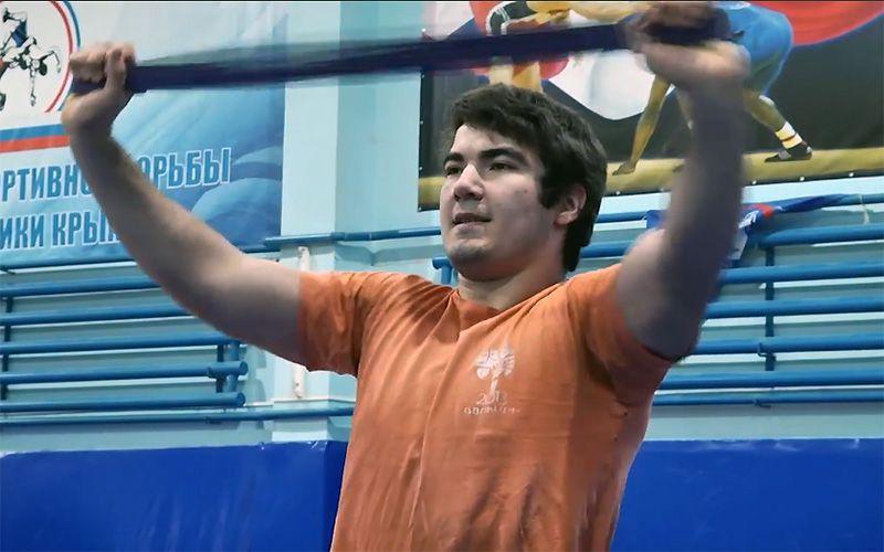 Представлявший Севастополь Азамат Сеитов выиграл чемпионат ЮФО по греко-римской борьбе