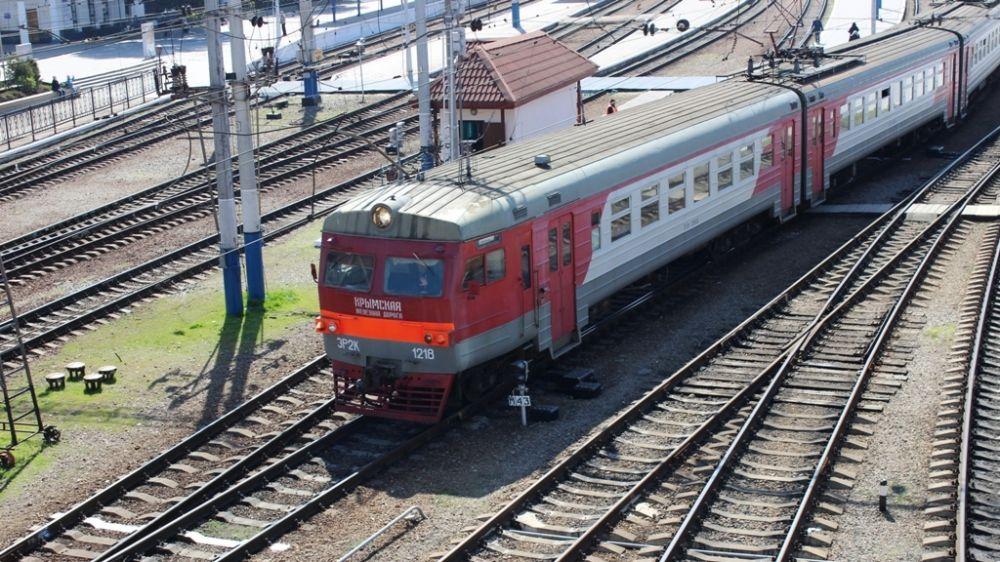 Госкомцен РК установил тариф на проезд пассажиров в крымских пригородных поездах на 2020 год