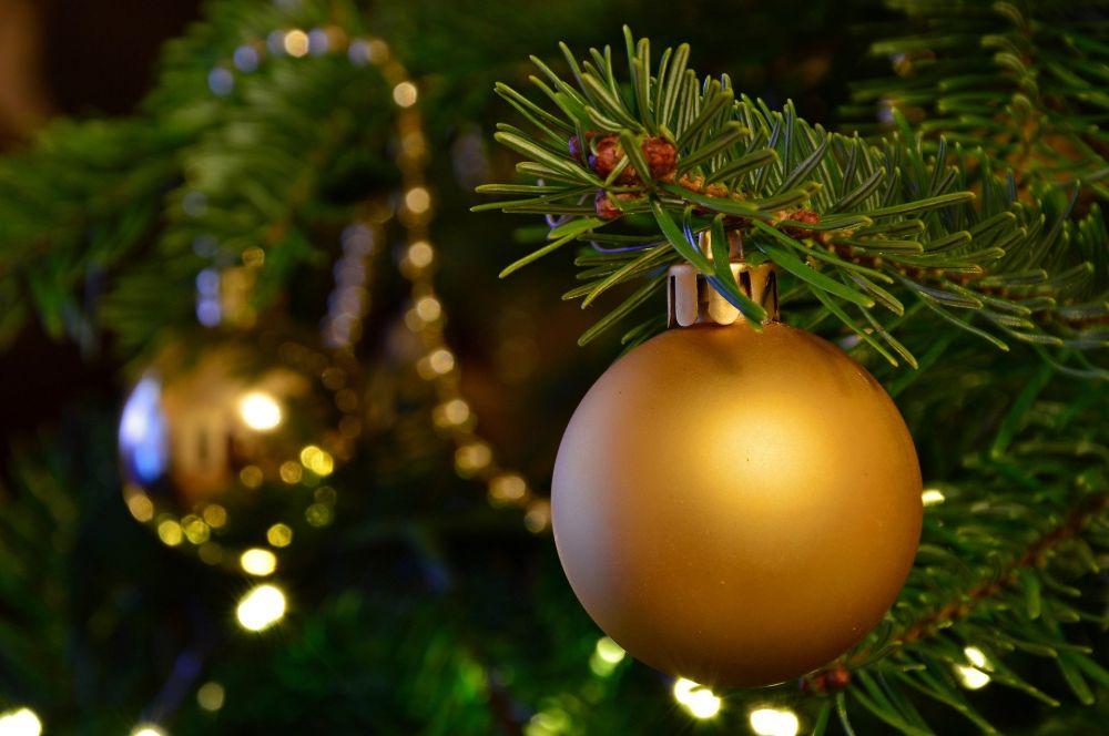 В Ялте проходит конкурс на лучшее корпоративное украшение к Новому году