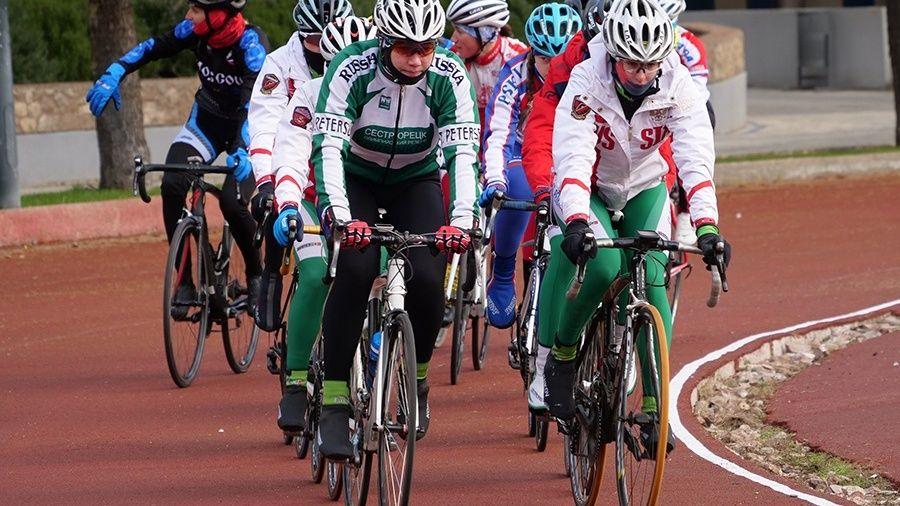 В Алуште тренируется женская сборная России по велоспорту на шоссе