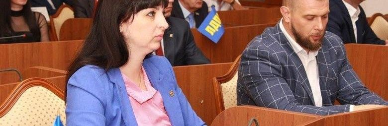 Елена Надель исключена из партии, - Шимановский