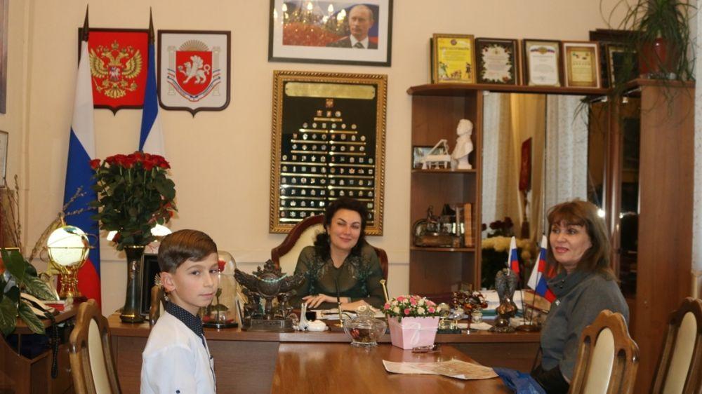 Арина Новосельская провела прием граждан по личным вопросам