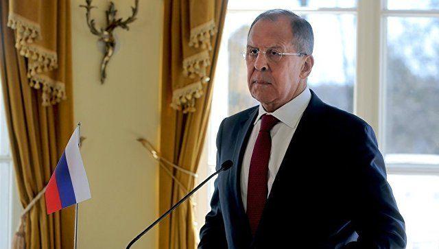 """Лавров рассказал, чего ждет Россия от """"нормандского саммита"""""""