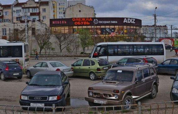 Правительство Севастополя решило снести торговый центр на 5 км