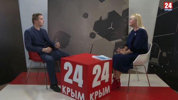 """""""Деловой Крым 4.0"""". Интервью с Ириной Кивико"""