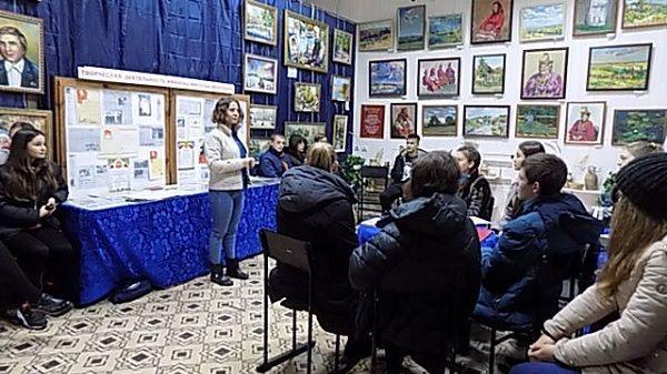 День неизвестного солдата в Джанкойском районном историко-краеведческом музее