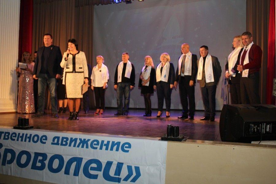 Севастопольский «Доброволец» вручил Премию «Общественное признание»