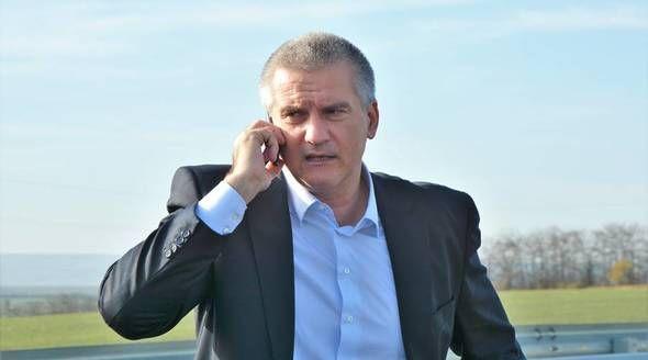 Аксёнов отказался делиться своим украинским опытом ведения бизнеса