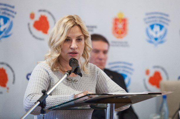 Торубарова назначена министром спорта Крыма