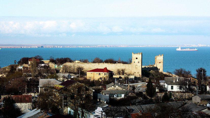 В Феодосии выделили землю для установки стелы «Город воинской славы»