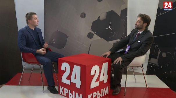 """""""Деловой Крым 4.0"""". Интервью с Юрием Гурбановым"""