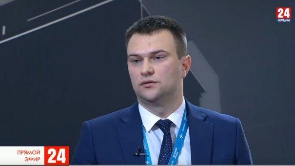 """""""Деловой Крым 4.0"""". Интервью с Дмитрием Шеряко"""
