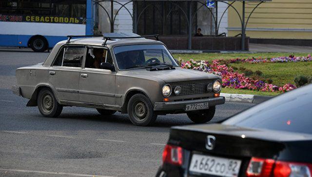 Эксперты назвали средний возраст российских авто