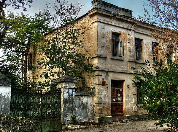 Севастопольский «дом с привидениями» могут признать объектом культурного наследия
