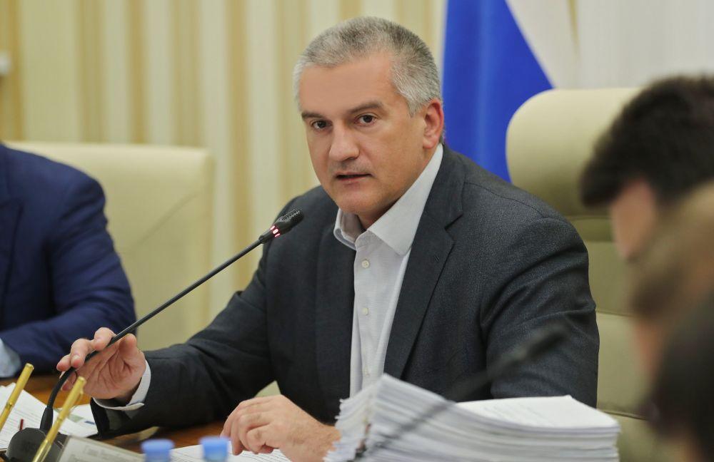 Аксёнов пообещал не допустить «марша» запрещённого меджлиса в Крыму