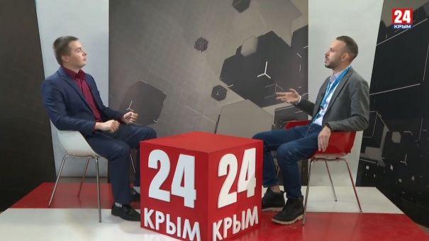"""""""Деловой Крым 4.0"""". Интервью с Сергеем Лабутиным"""