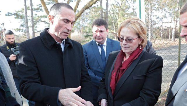 В Крыму откроют крупнейший десткий реабилитационный центр