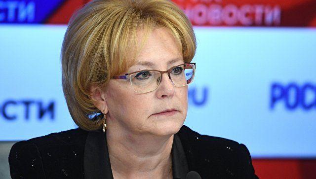 Скворцова в Крыму: съезд врачей может пройти весной 2020 года