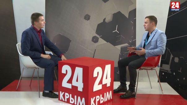 """""""Деловой Крым 4.0"""". Интервью с Николаем Казаченко"""