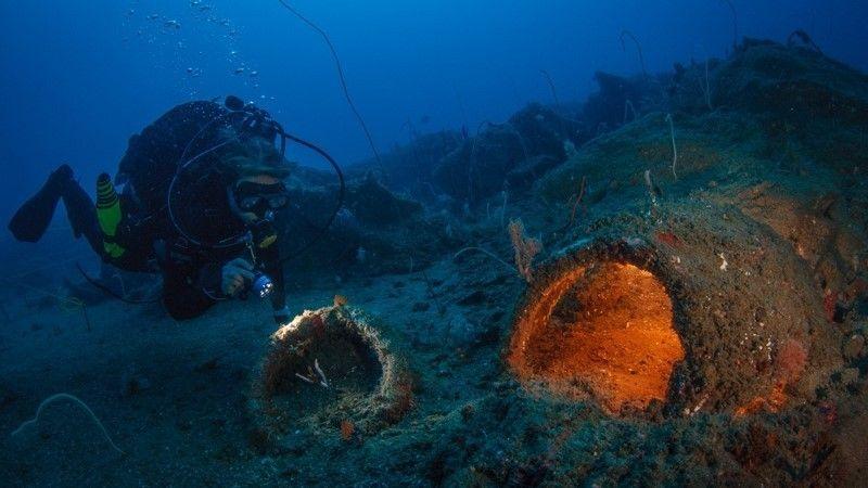 В Севастополе и Крыму появятся подводные туристические объекты