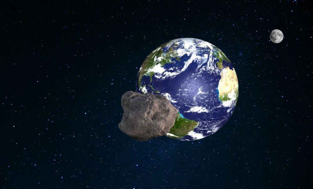 Крымские астрономы выяснили размер опасного для Земли астероида