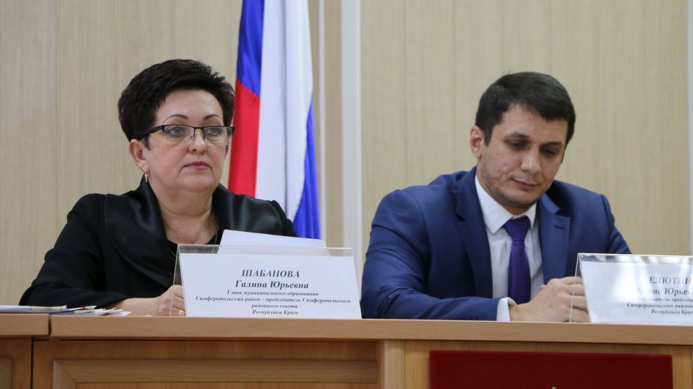 Состоялась 6-ая (внеочередная) сессия 2 созыва Симферопольского районного совета