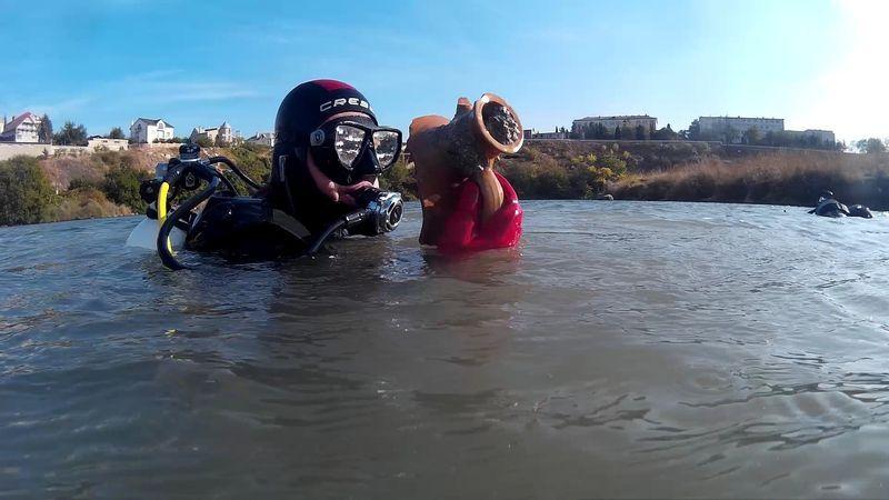 В маршрут «Золотое кольцо Боспорского царства» включат античные руины под водой