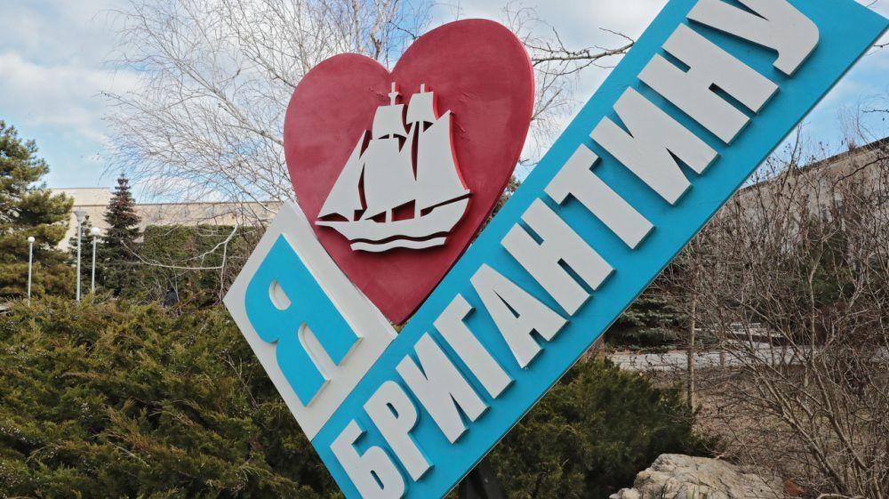 Сергей Аксёнов вместе с Вероникой Скворцовой посетили санаторий «Бригантина» в Евпатории