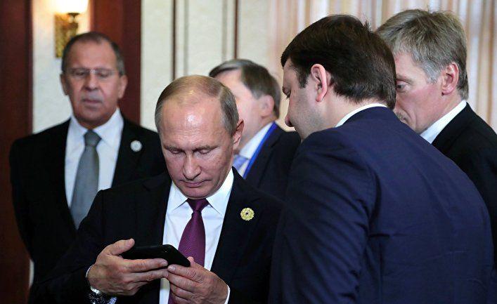 Forbes (США): «Эппл» против Путина