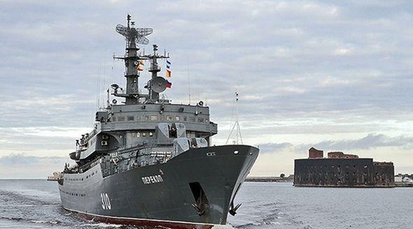 Учебный корабль «Перекоп» возобновит свой путь в Тунис 9 декабря