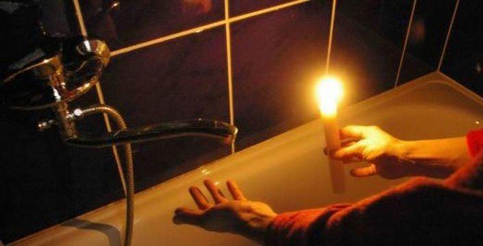 Сверь свой адрес: 9 декабря в Симферополе отключат электричество на весь день