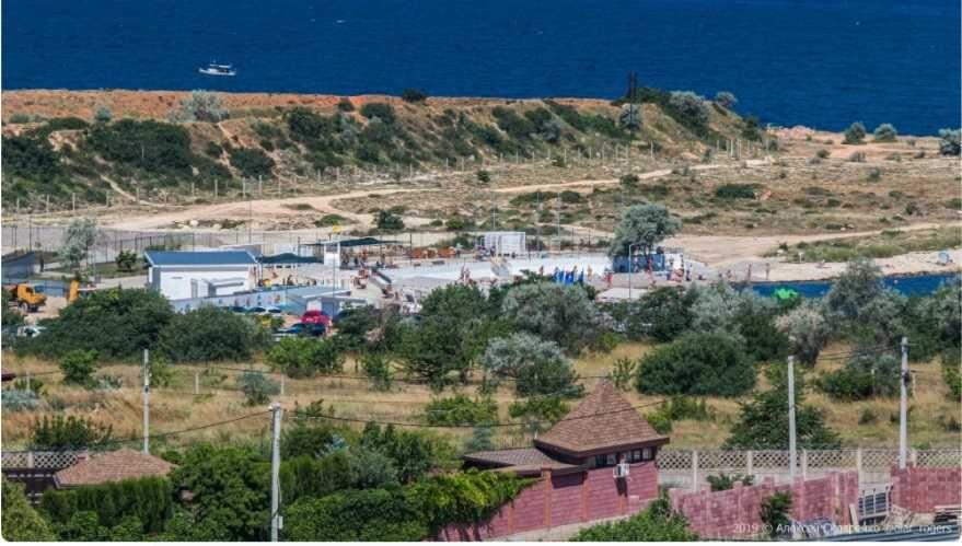 Севастопольцев зовут защитить от застройки бухту Омегу
