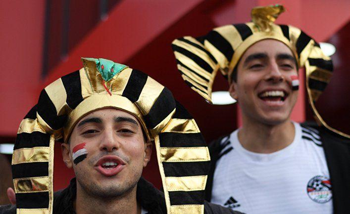 Al Jazeera: египтяне — не арабы, а народ с уникальным происхождением