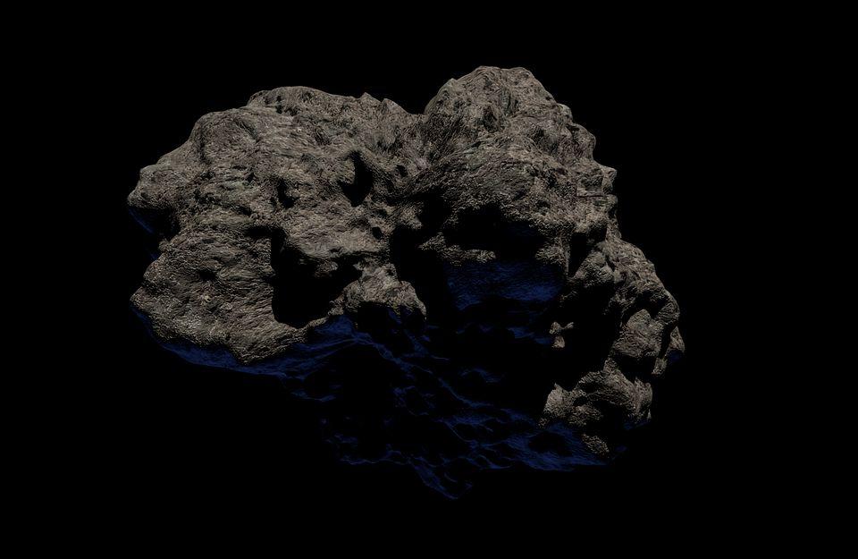 Гигантский астероид пролетит через небо Крыма