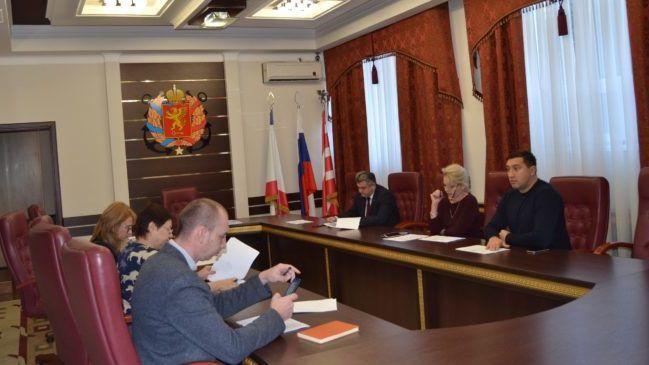 В Керчи заседала комиссия по ПЗЗ