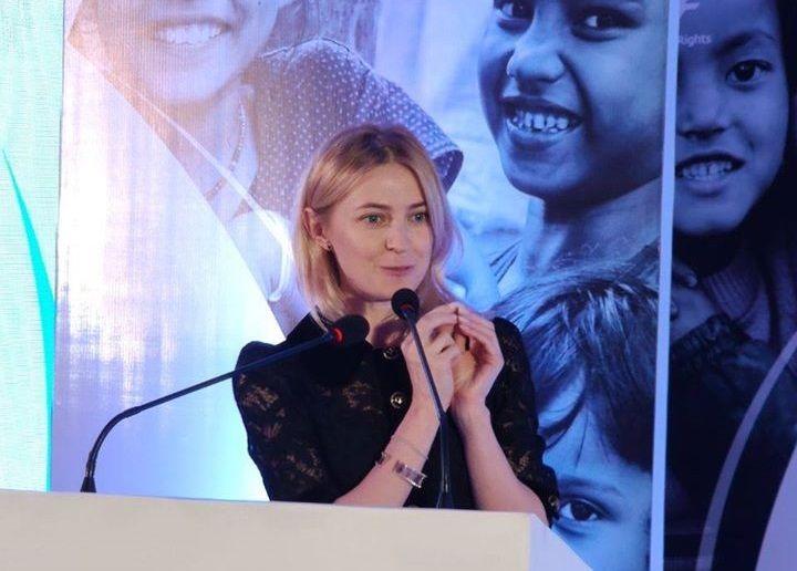Наталью Поклонскую наградили за защиту прав крымчан, отстаивание свободы и права на выбор