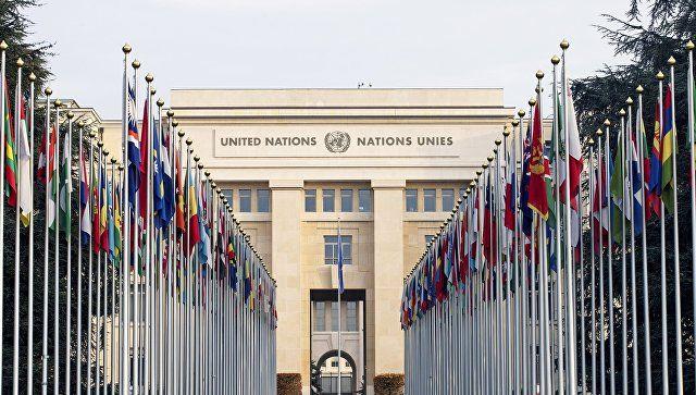 """Генассамблея ООН приняла резолюцию о """"милитаризации"""" Крыма"""