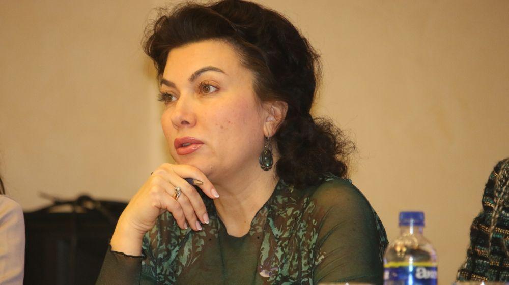 Арина Новосельская в Москве приняла участие в совещании по вопросу реновации Ливадийского дворца