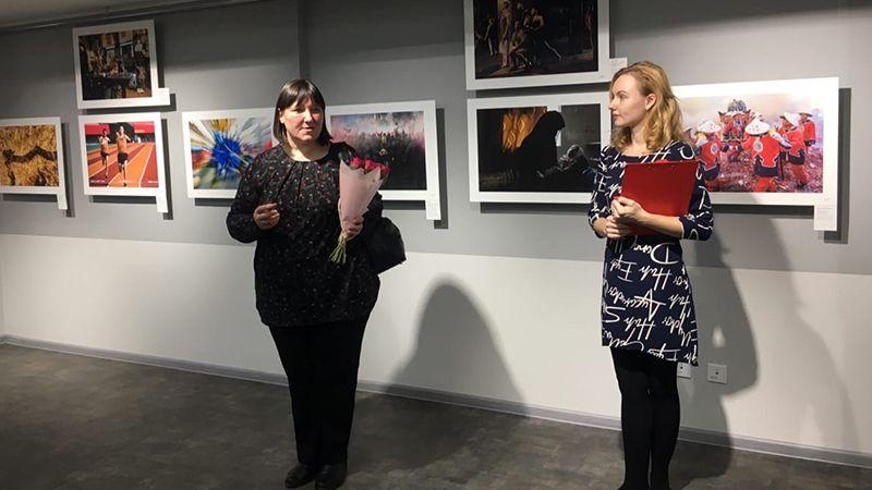 В Симферополе открылся вернисаж выставки победителей Московского международного фотоконкурса «MIFA-2019»