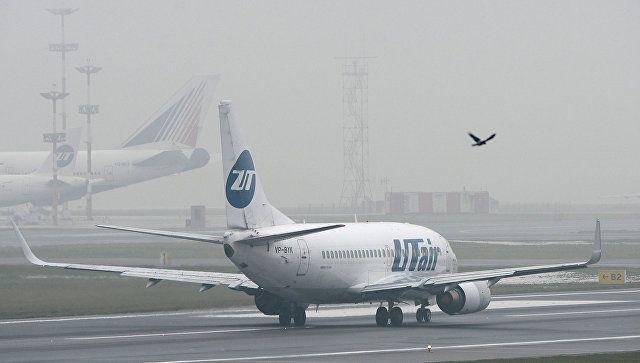 Густой туман нарушил работу главного аэропорта Крыма