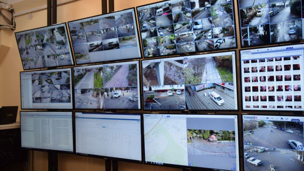 Ялта первой в Крыму внедрила систему интеллектуального видеонаблюдения