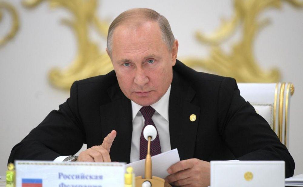 Путин пригрозил ВАДА судом