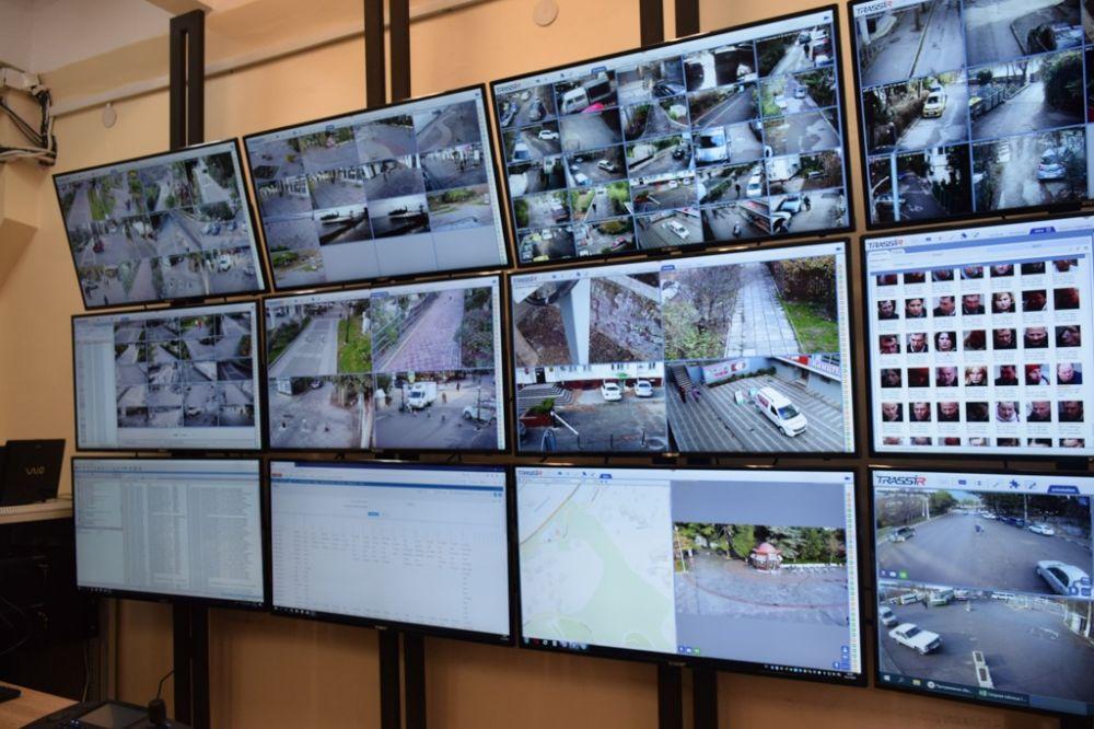 Первая в Крыму система интеллектуального видеонаблюдения появилась в Ялте