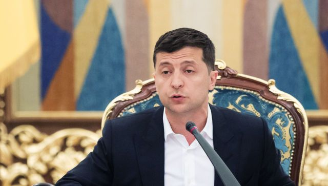 """Зеленского обвинили в том, что он """"спасовал"""""""