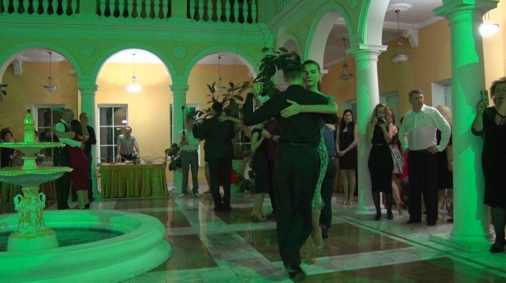 Ялта приняла «Крымский фестиваль танго»