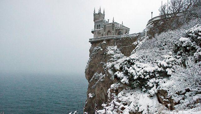 Крым – самое популярное направление в РФ у организованных туристов