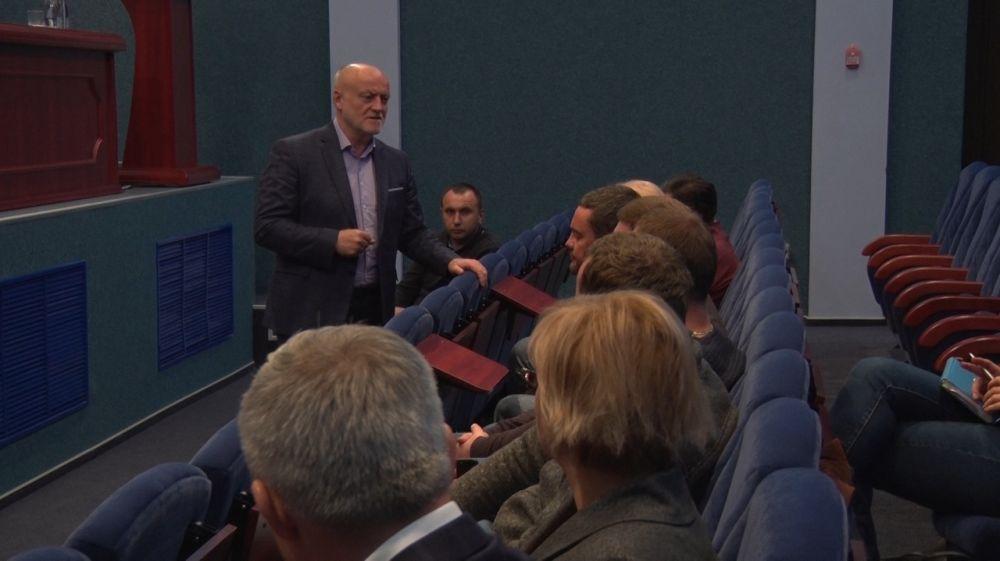 Глава администрации Ялты встретился с предпринимателями Гурзуфа