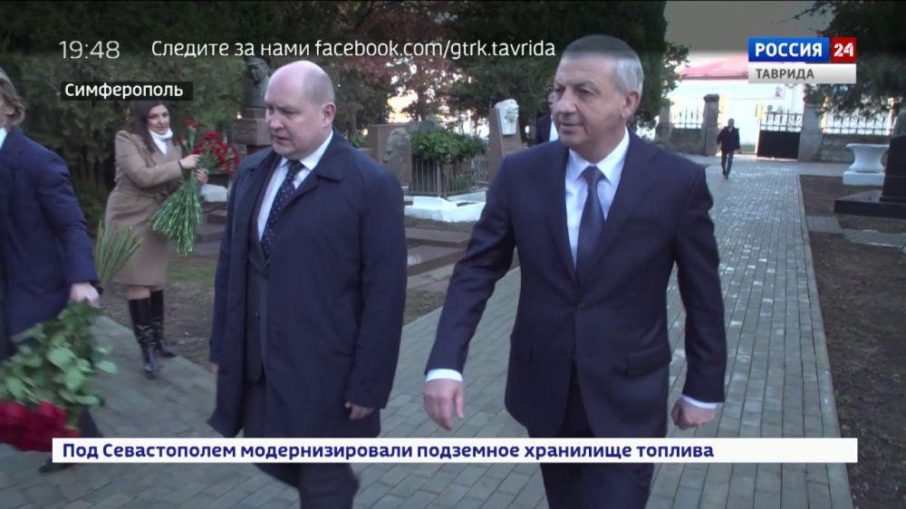 Глава Крыма встретился с коллегой из Северной Осетии